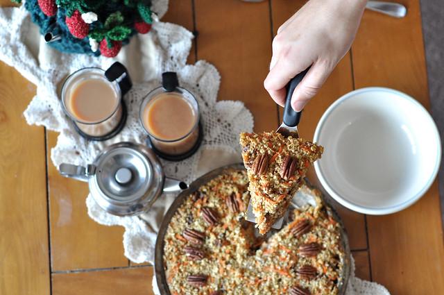 carrot cake baked oatmeal4