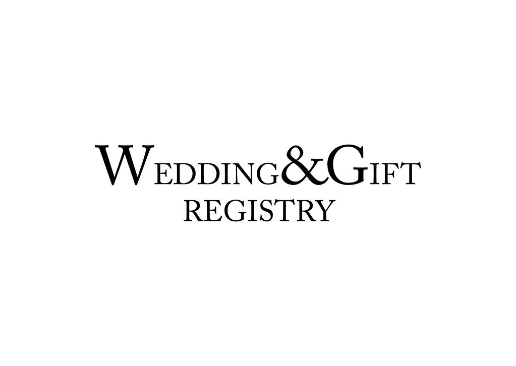 Wedding & Gift Registry