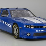 Jeff Gordon Chevrolet Unveils 2013 Nationwide Camaro