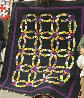 Columbus Modern Quilt Guild - Susie's NQA Quilt
