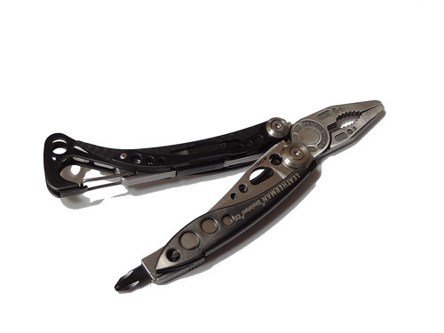 Leatherman Skeletool CX - 9 by kiyong2