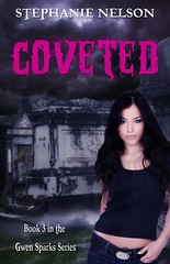 September 2012            Coveted (Gwen Sparks #3) by Stephanie Nelson