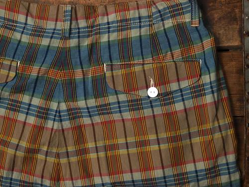 Ralph Lauren / Madras Plaid Short