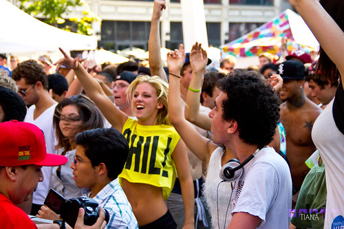 Mad Decent  Block Party- Toronto 2012