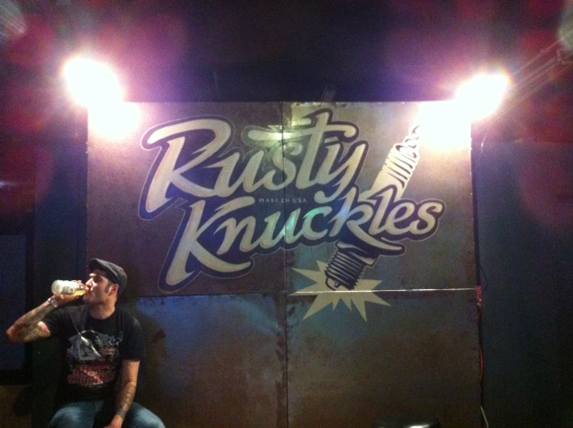 Rusty Knuckles Present ANTiSEEN/Rock n Rassle Apocalypse at Tremont Music Hall