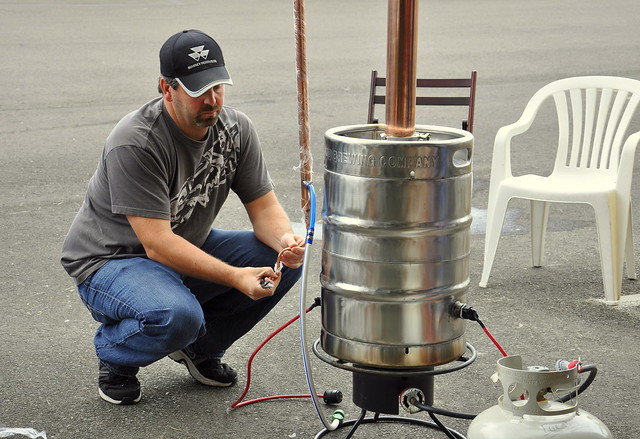 What Is A Reflux Still How To Build A Beer Keg Still | Apps ...