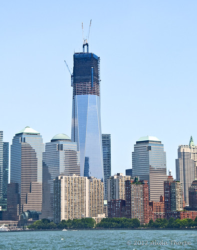 Freedom Tower by Alida's Photos