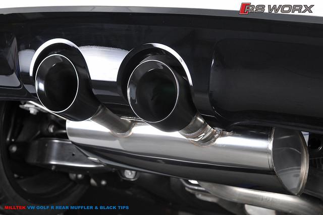 Milltek_VW_GolfR_Closeup_Muffler_AD