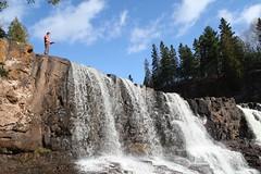 Geology field trip along Lake Superior