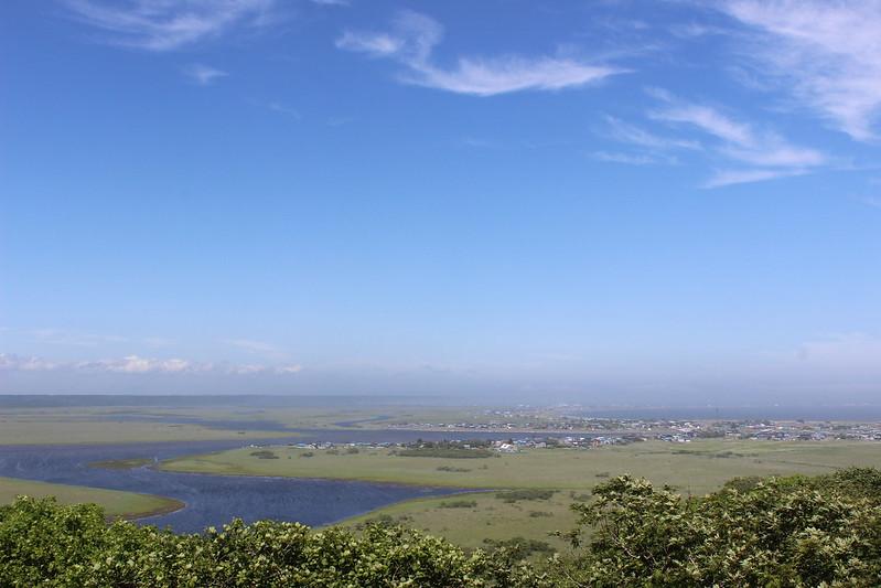 北太平洋シーサイドラインからの景色 その2