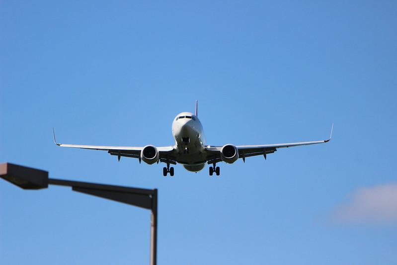 飛行機4 その1