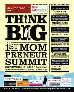 Mompreneur Summit ad