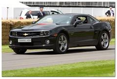 Chevrolet Camaro SS Supercar. Goodwood Festival of Speed 2012