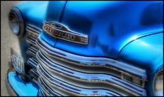 Blue chevy dream