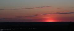 Glow on the horizon