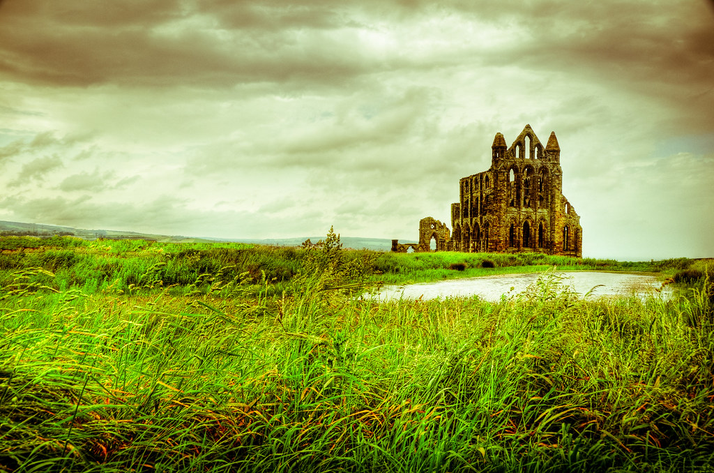 Whitby Abbey [Explored]