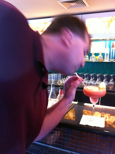 Norwegian Pearl - Mike Tastes My Margarita