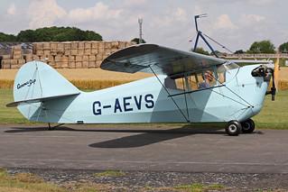 G-AEVS