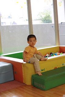 Photo:ボールプールとらちゃん (2012/8/3) By:yto