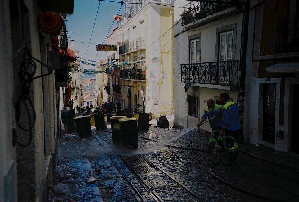 Lisbon, 2012.