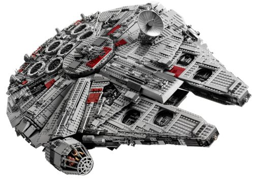 Ultimate Collectors Lego Millennium Falcon