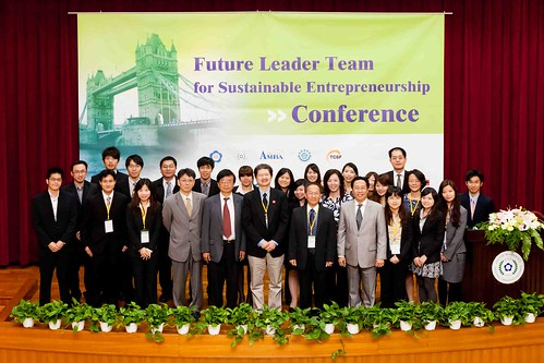 Taiwan Future Leaders NCCU AMBA FLT Group 1 2011