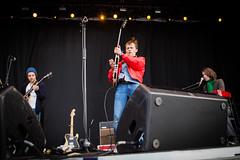 Sondre Lerche på Øyafestivalen 2012
