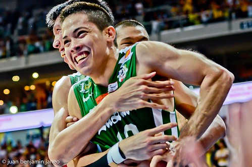 UAAP Season 75: De La Salle Green Archers vs. UST Growling Tigers, Aug 4
