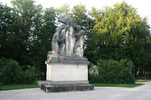 Christus - Ostfriedhof München