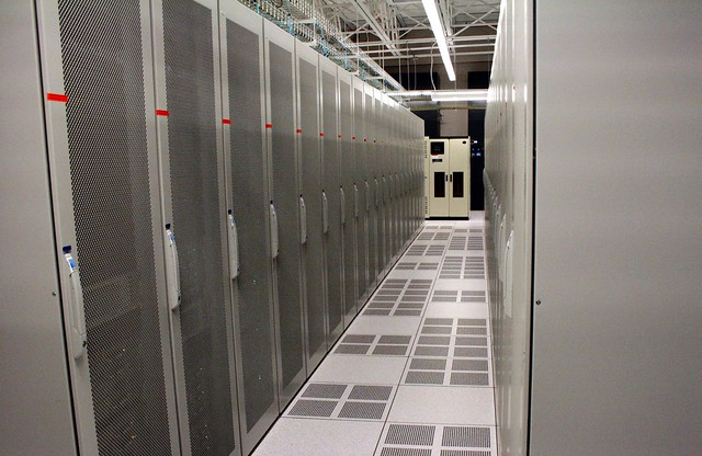 Verizon Data Center Tour