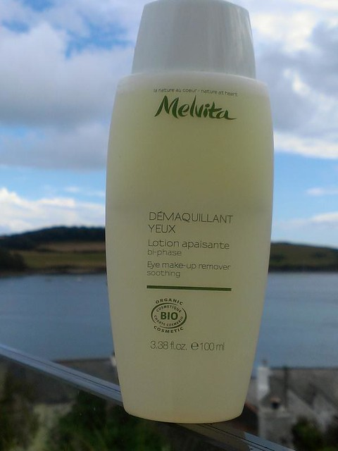 Melvita Soothing Eye Make-up Remover