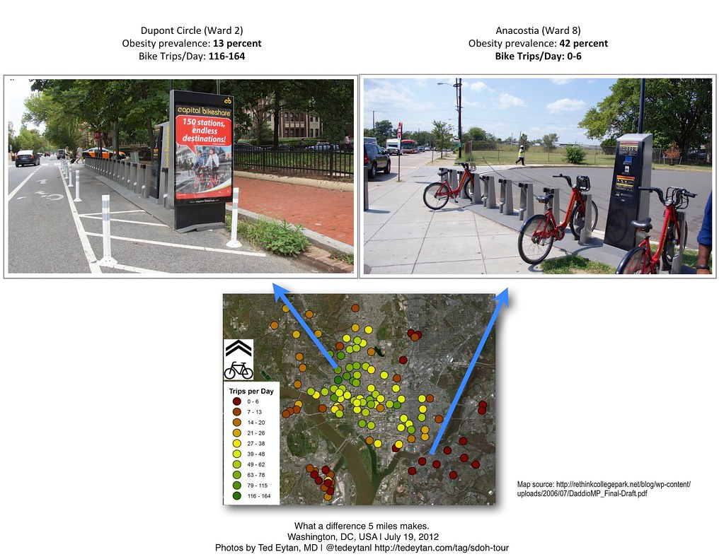 Making Cycling in D.C. Less Black and White, Community Building, New Bottles and Old Wine