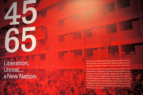 45-65 Liberation, Unrest ... a New Nation