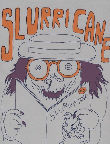 slurricane mini poster ($10) by willlaren