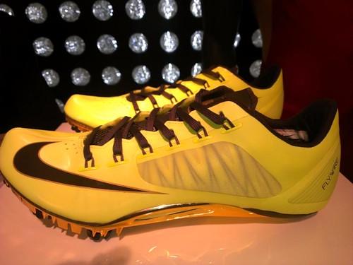 Nike running spikes London 2012 Olympics