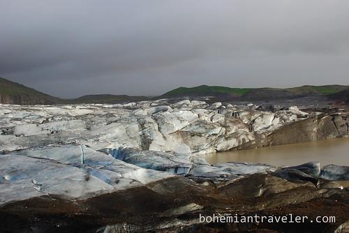 Svinafellsjokull glacier tongue (4)