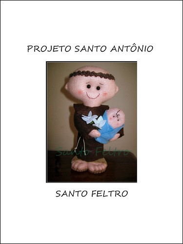 PROJETO SANTO ANTÔNIO by edilmarasantiago
