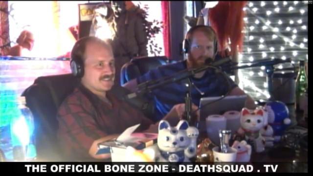THE BONE ZONE #32