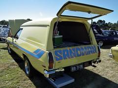 1977 Holden HZ Sandman panel van