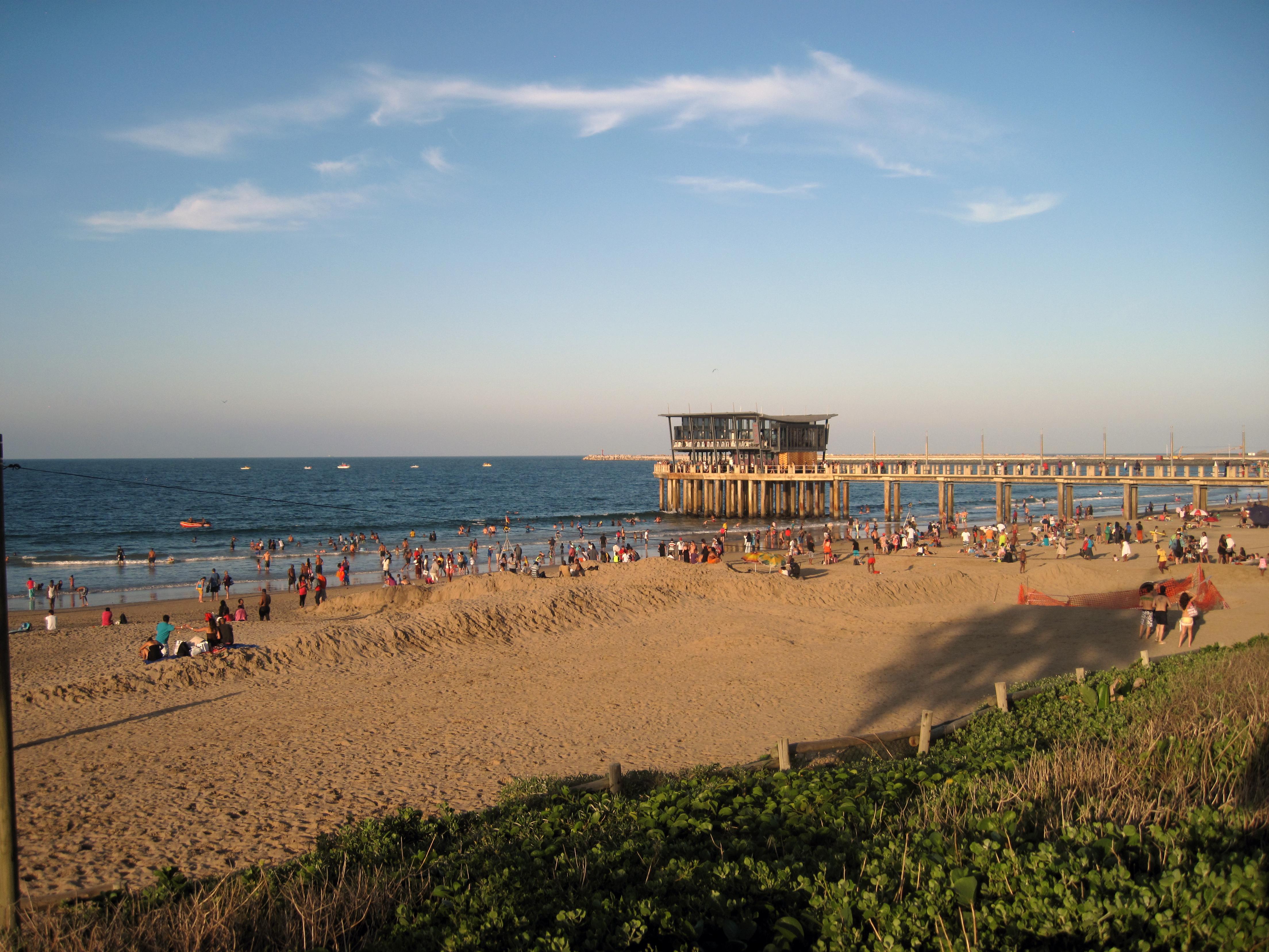 Durban - Beach 003