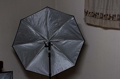 Umbrella reflector