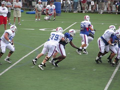 2012 Buffalo Bills Training Camp