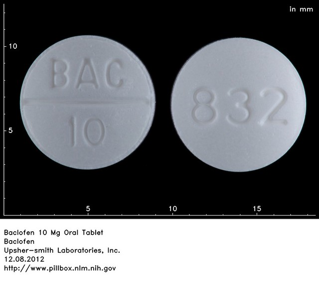 Baclofen 10 Mg Dosage
