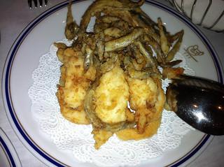 Frito de pescado mixto