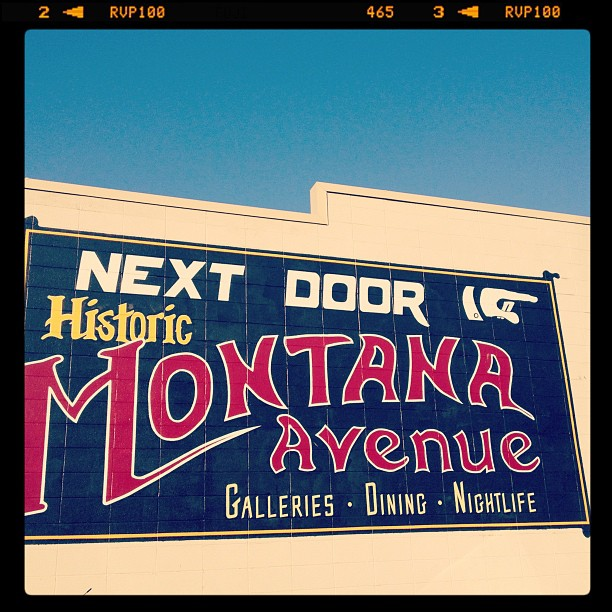 Montana Ave