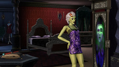 TS3_Supernatural_Witch_Bedroom