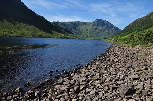 Carnan Cruithneachd & Loch na Leitreach