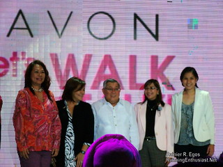 AVON Let's Walk the Talk20