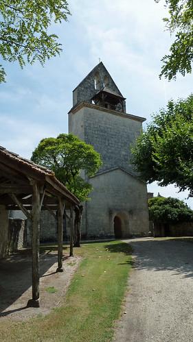 Ruffiac - L'Eglise Saint-Pierre ès Liens 01