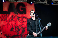 Anti-Flag, West Coast Riot Festival 2012